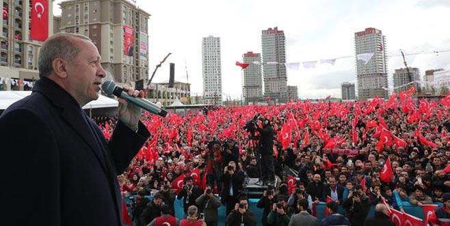 '31 Mart seçimlerini 'Gönül Belediyeciliği' seçimi olarak görüyoruz'
