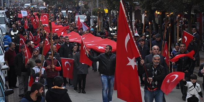 Ahıska Türkleri, sürgünün 74'üncü yılında Bursa'da anıldı