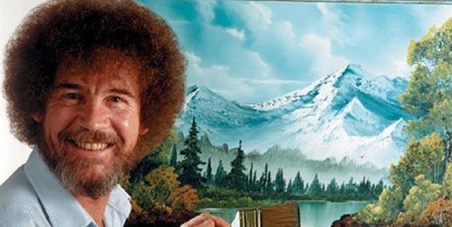Evimizin Bob amcası ressam Bob'un gerçek mesleği şaşırttı!
