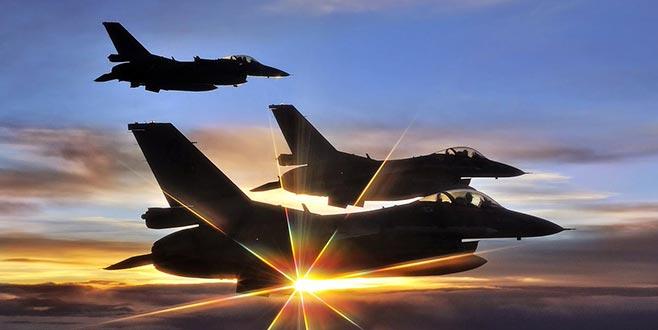 Kuzey Irak'a hava harekatı! Çok sayıda terörist öldürüldü