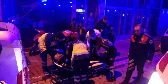 Bursa'da iki grup arasında çıkan kavga kanlı bitti