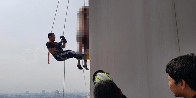Tayland'da korkunç bir cinayet yaşandı...
