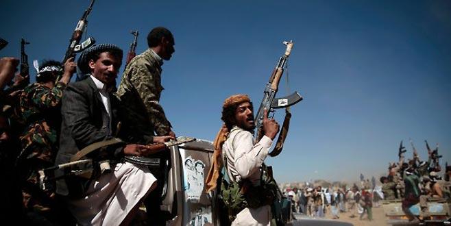 Yemen'deki Husiler: Ateşkese hazırız