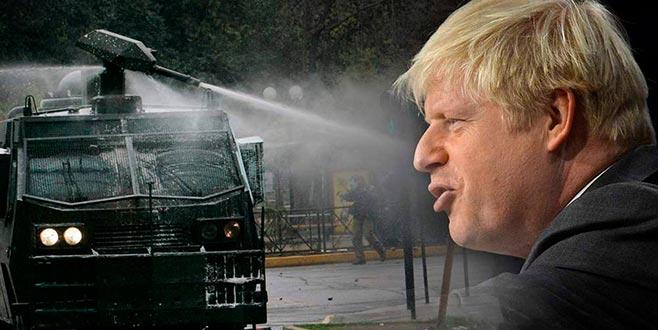 Boris'in TOMA'ları hurdaya çıktı