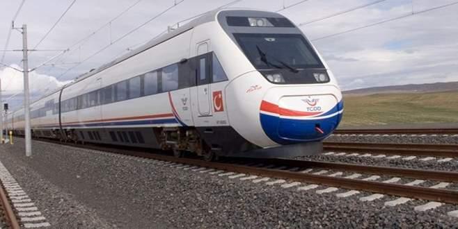 Bir kente daha hızlı tren müjdesi