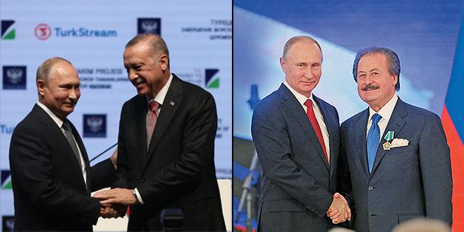 Türkiye-Rusya ilişkileri denilince akla önce onun ismi geliyor