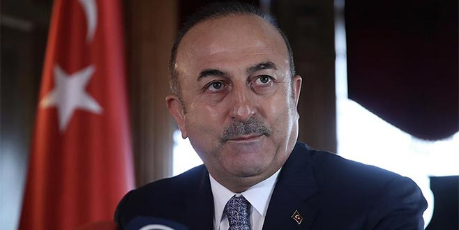 Çavuşoğlu'dan Münbiç'teki bombalı saldırıyla ilgili açıklama