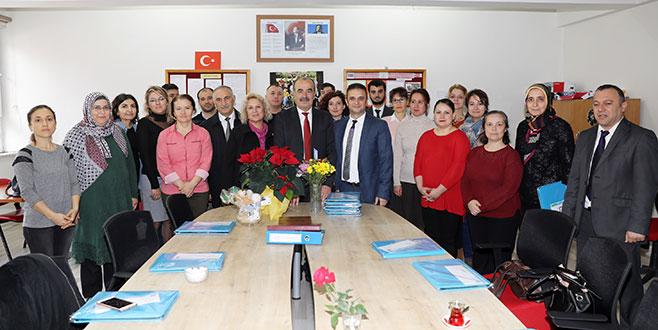 Türkyılmaz'dan öğretmenlere kutlama