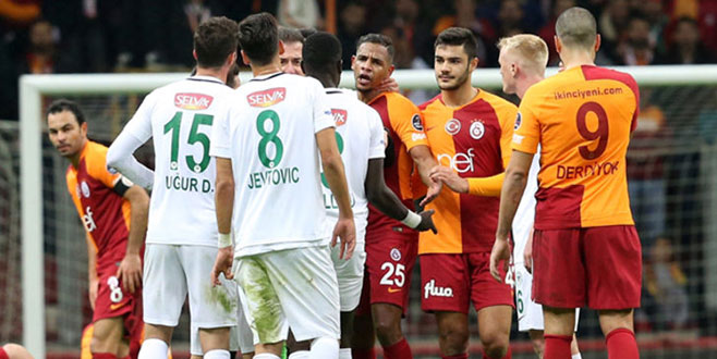 Galatasaray'a Kocaman freni!