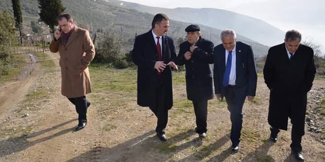 Tarım Komisyonu Gemlik için devrede