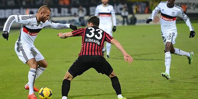 Beşiktaş Başkentte kazandı