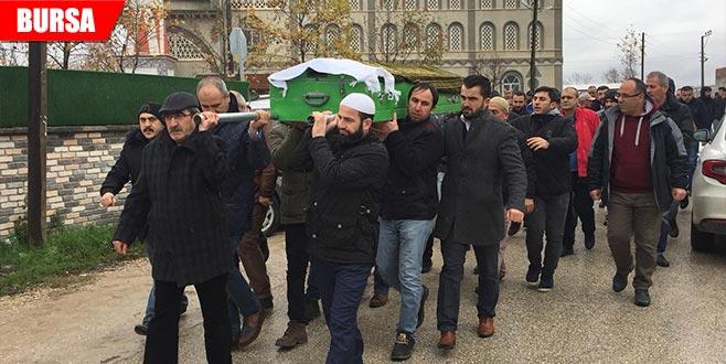 Dorse faciasında ölen işçilere son görev