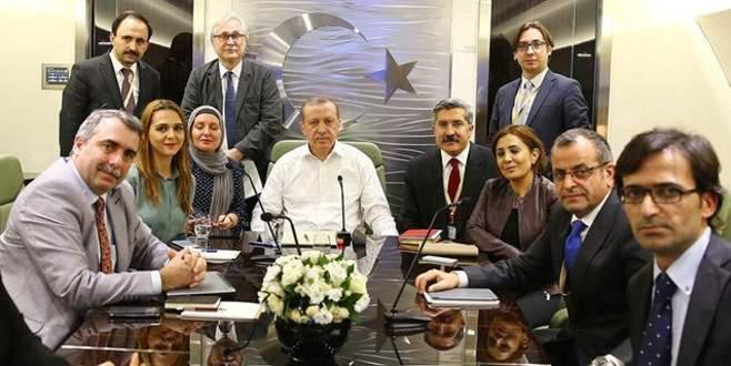 Erdoğan: Seçimde başkanlık konuşulur