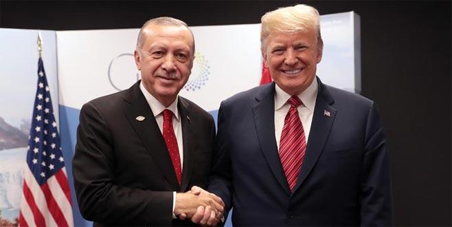 Erdoğan görüşmenin detaylarını açıkladı