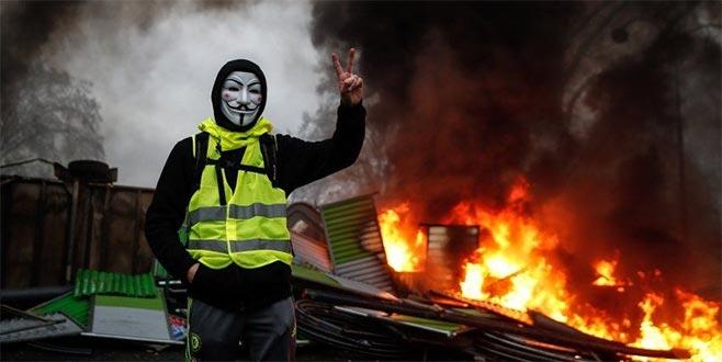 Fransa'da eylemler sürecek