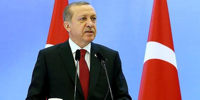 Erdoğan: Dün operasyonları yaptık, gerisi gelecek