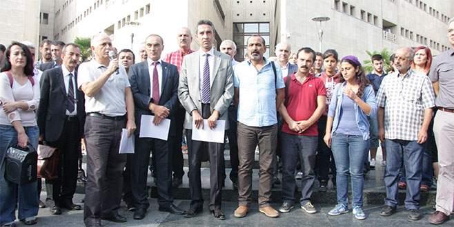 Bursa'da Gezi Parkı eyleminde 30 beraat