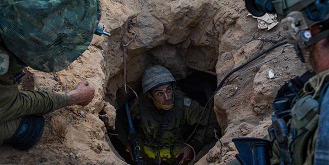 Hizbullah'ın tünellerine imha operasyonu