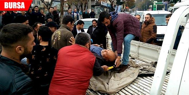 Valilik'ten 'kamyonetle taşınan yaralı' açıklaması