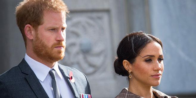 Kraliyet ailesinde büyük panik! Ölüm tehditleri aldı