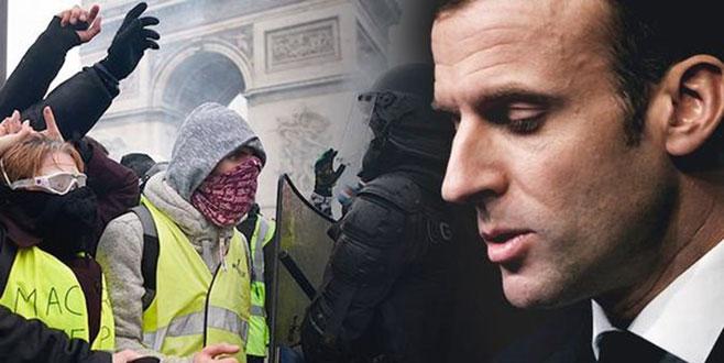 Macron hükümetine karşı gensoru önergesi