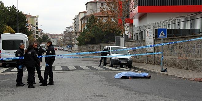 Sokak ortasında kadın cinayeti