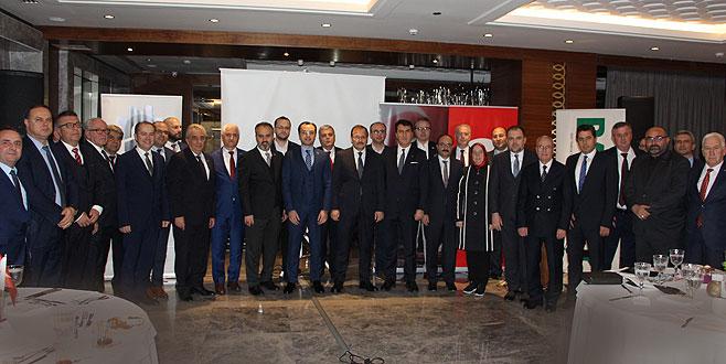 Batı Trakya'dan Bursa iş dünyasına işbirliği çağrısı