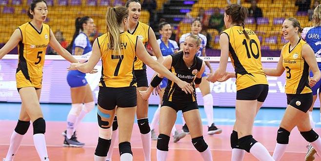 VakıfBank 3. kez dünya şampiyonu!