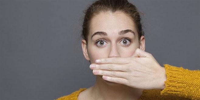 5 dakika içinde ağız kokusunu yok edebilirsiniz