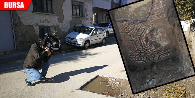 Valilik'ten mozaik açıklaması