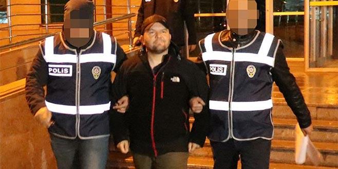 FETÖ'den tutuklanan Talha Uğurluel, Bursa'da da çalışmış