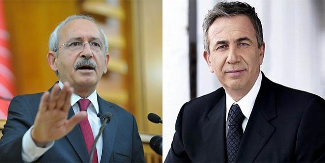 Kılıçdaroğlu, Mansur Yavaş ile görüştü!