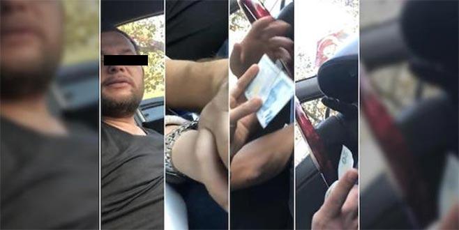 Taciz ve dolandırıcılık suçundan yargılanan taksiciye tahliye