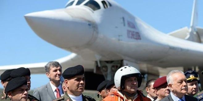 Maduro'ya uçak desteği