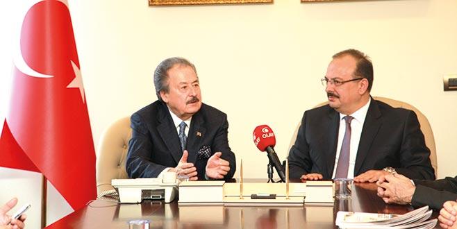 Bursaspor şehri birleştiriyor