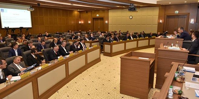 Büyükşehir'in 2019 bütçesi2 milyar 550 milyon lira