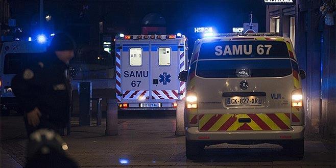 Fransa'da kanlı gece: 4 ölü, 11 yaralı