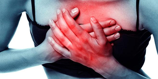 Kadınların erkeklerden farklı!  'Kalp krizi geçirdim, ancak hiç göğüs ağrısı yaşamadım'