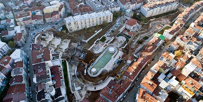 Vizyon projelerden biri! 'Bursa'ya değer katacak'
