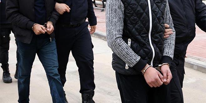 Balıkesir merkezli FETÖ operasyonu: 27 gözaltı kararı