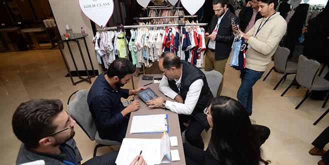 Bursalı tekstilciler Fas'ta
