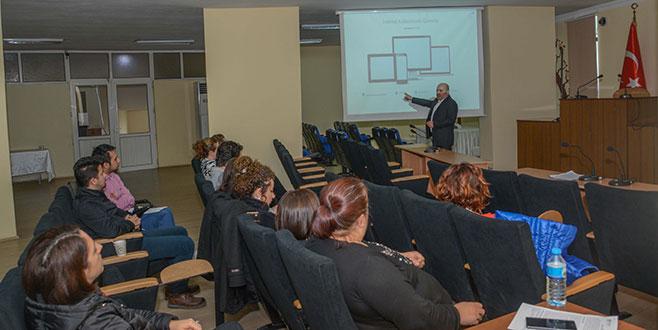 Belediye personeline siber güvenlik eğitimi