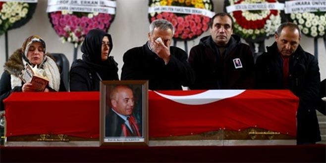 Ankara'daki tren kazasında ölenlere veda