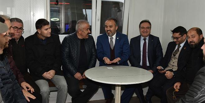 Aktaş açıkladı: Bursa'da ciddi gelişmeler olacak