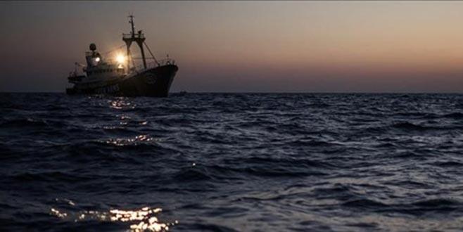 Akdeniz'de uyuşturucu operasyonu! Tam 6 ton