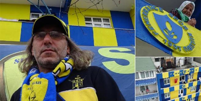 Fenerbahçeli olmayana dairelerini kiralamıyor
