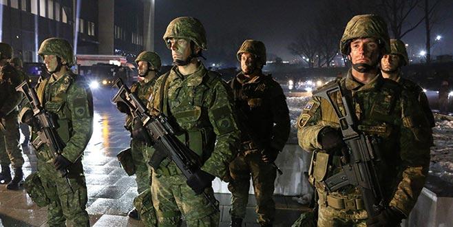 Kosova ordusu için tarihi adım