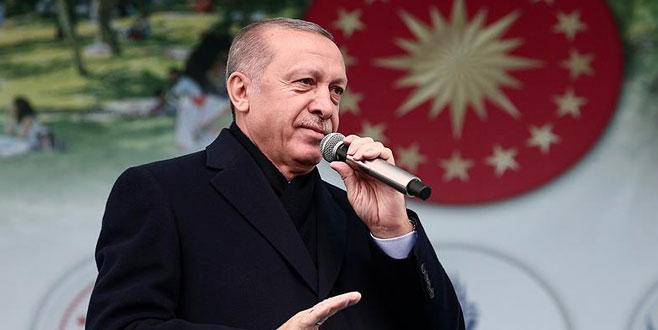 Erdoğan net konuştu: Devam edeceğiz