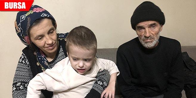 Küçük Mehmet'in ailesi yardım bekliyor