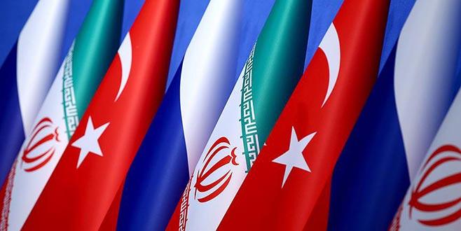 Türkiye, Rusya ve İran Suriye konulu toplantı yapacak